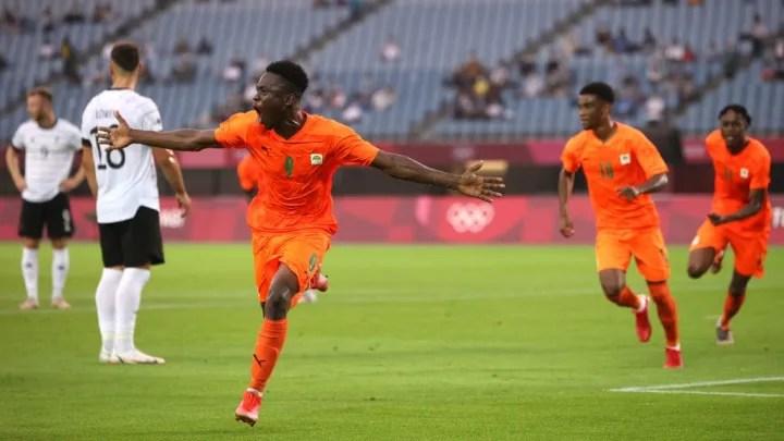 Germany vs Cote dIvoire Mens Football Olympics D 62d284b5572177f3fea3c659a0539201
