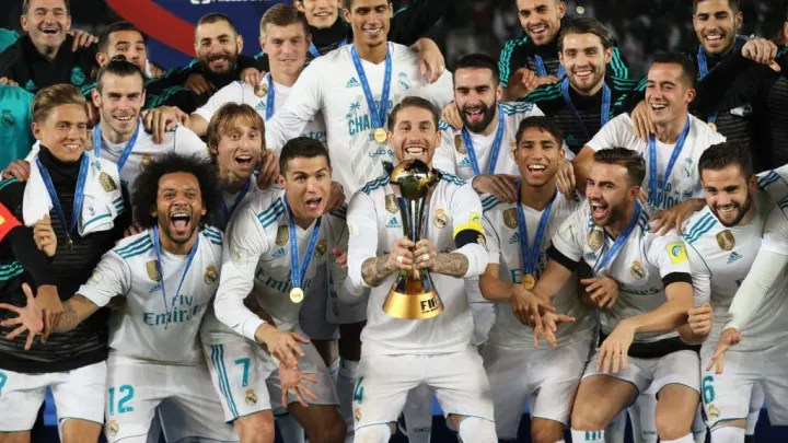 Cristiano Ronaldo, Sergio Ramos