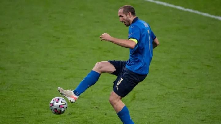 Italy v Spain UEFA Euro 2020 Semi final 57035ce100792402be884b4f97f7a30f