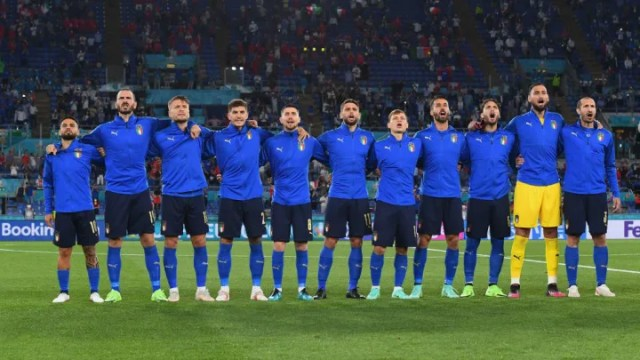 Italy' clash with Switzerland went ahead as planned