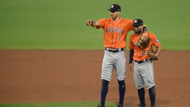 Astros Being Disrespected by 2021 World Series Odds