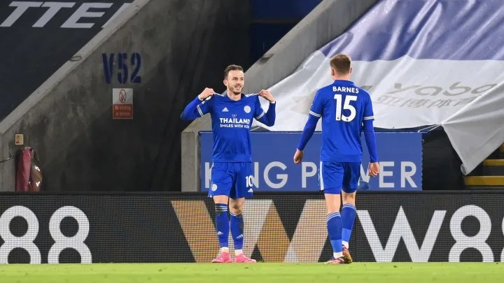 Player Ratings as Foxes go top of Premier League