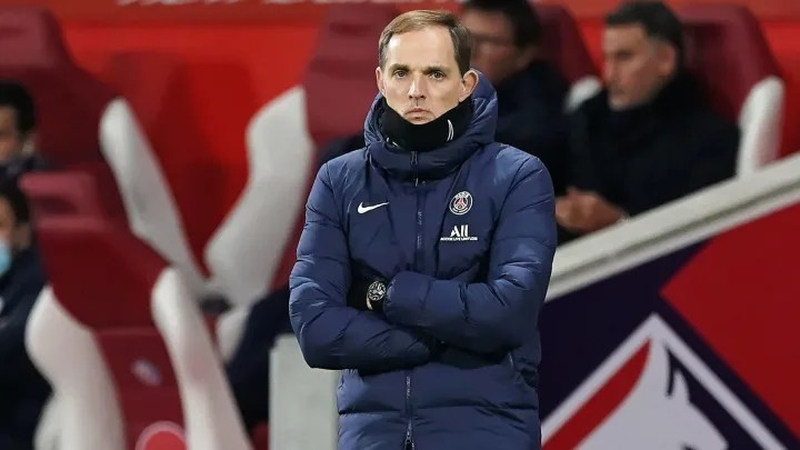 PSG confirm departure of manager Thomas Tuchel