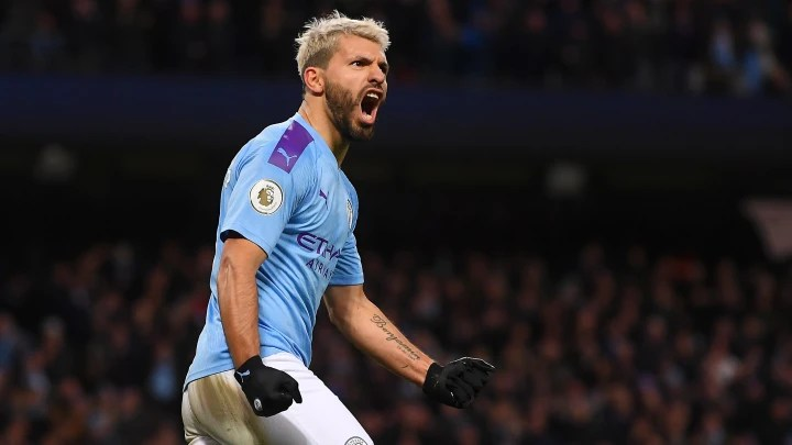 The clubs Sergio Aguero has scored the most goals against