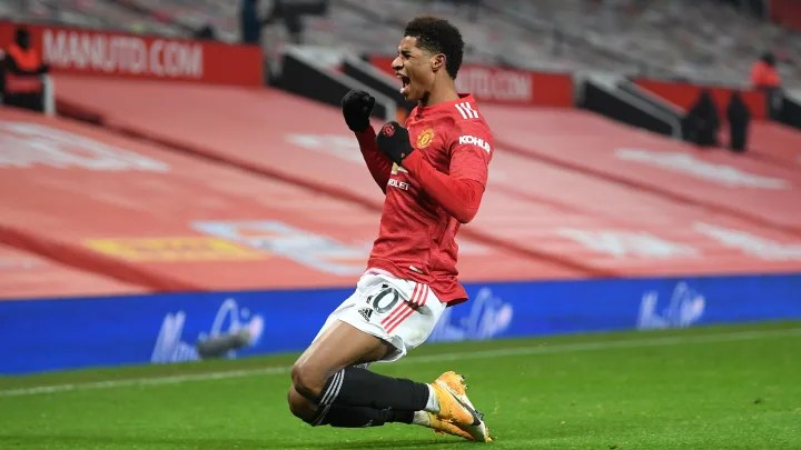 Player ratings as Marcus Rashford bags injury-time winner