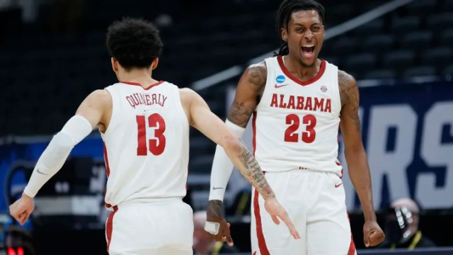 UCLA vs Alabama prediction, pick and odds for March Madness NCAA Tournament Sweet Sixteen game.