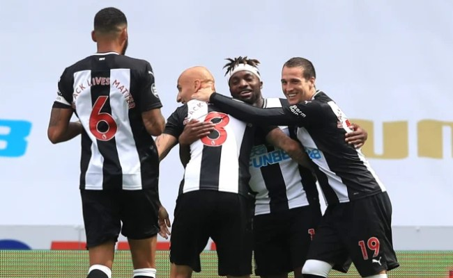 Newcastle 3 0 Sheffield United Report Ratings Reaction