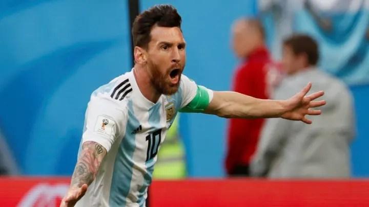 Nigeria-Argentina: Grupo D - Copa del Mundo Rusia 2018