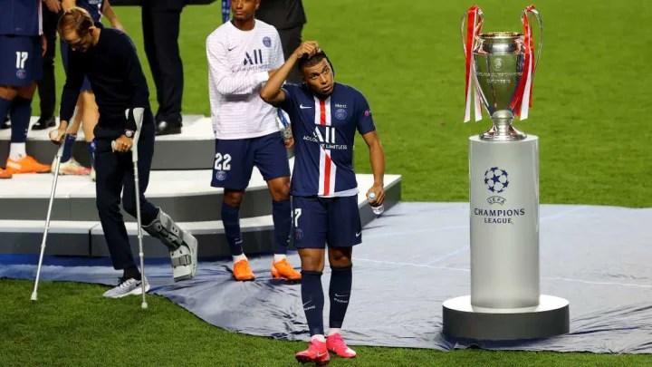 Paris Saint Germain vs Bayern Munich UEFA Champion a52ecfad263ad96e1885d8c656a2488f
