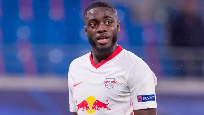RB Leipzig Expecting January Bids for Man Utd & Liverpool Target Dayot Upamecano