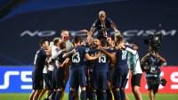 Paris Saint-Germain's Road to the Champions League Final