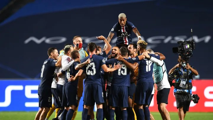 RB Leipzig v Paris Saint-Germain F.C - UEFA Champions League Semi Final