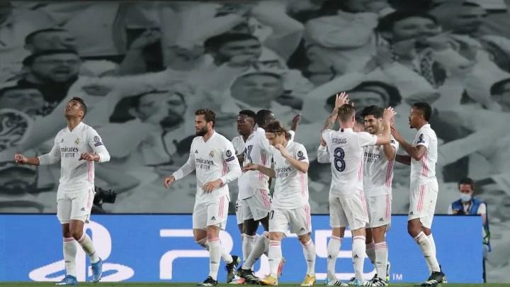 Prakiraan Susunan Pemain Real Madrid vs Liverpool