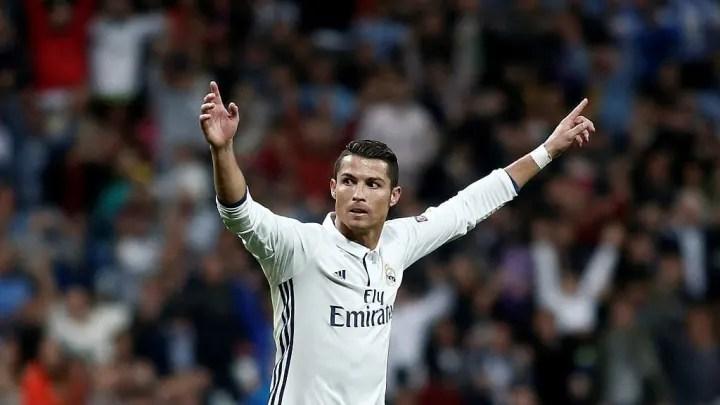 Real Madrid v Sporting Lizbon: UEFA Champions League