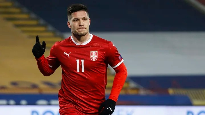 Wolves target January loan for Real Madrid's Luka Jovic