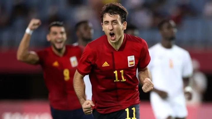 Spain v Cote dIvoire Mens Football Quarterfinal 28b18ccbf4298747bf87c6e89b814869