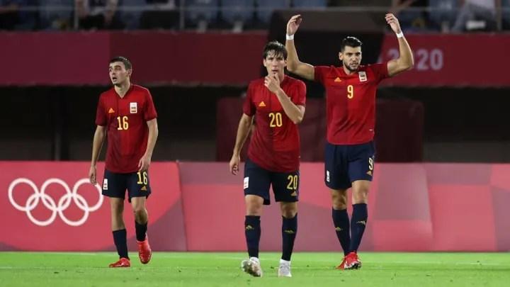 Spain v Cote dIvoire Mens Football Quarterfinal 6c5dcc0f32ff2248e385bad07dc7ed0d