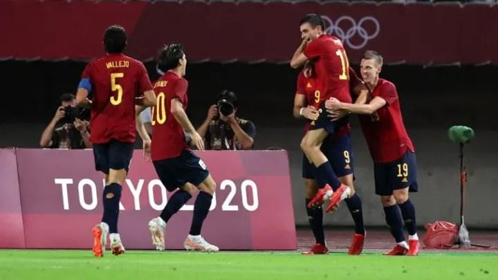 Spain v Cote dIvoire Mens Football Quarterfinal ffbba9602d8817177e4eb6bf04dfa997