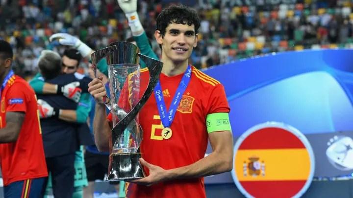 Spain v Germany 2019 UEFA European Under 21 Cham c77a01fd326216647222773f84b6caec