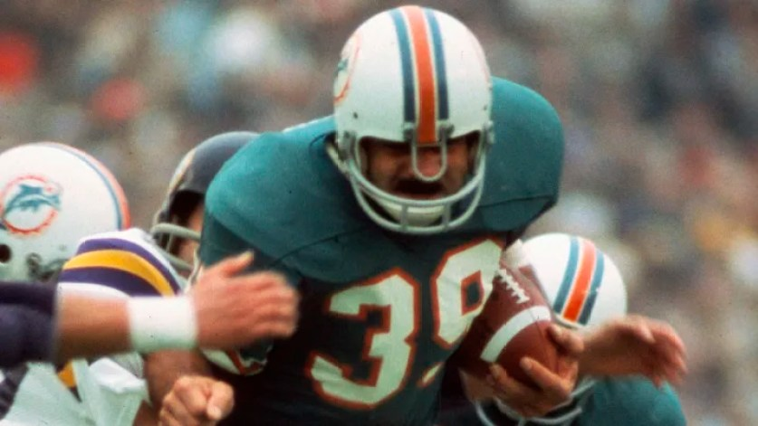 3 Greatest Running Backs in Dolphins History
