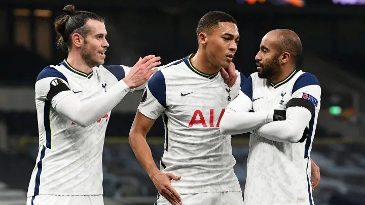Player Ratings as Vinicius Brace Helps Spurs Romp to Victory in Europa League