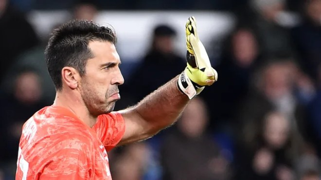 The Modern Day Goalkeepers Inspired by Gianluigi Buffon