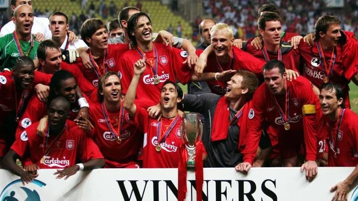 UEFA Super Cup: Liverpool v CSKA Moscow