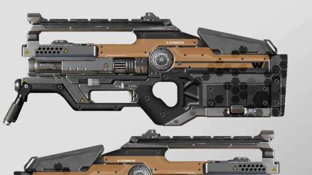 The L-STAR reportedly received an undocumented buff in Wednesday's Apex Legends patch.