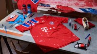 Bayern Munich to wear Pharrell Williams designed shirt in DFB-Pokal to mark end of 'Human Race' campaign