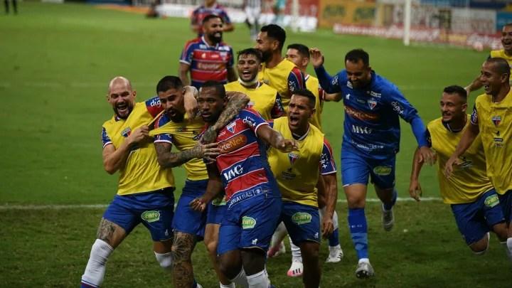 Fortaleza sagrou-se bicampeão cearense nesta quarta-feira