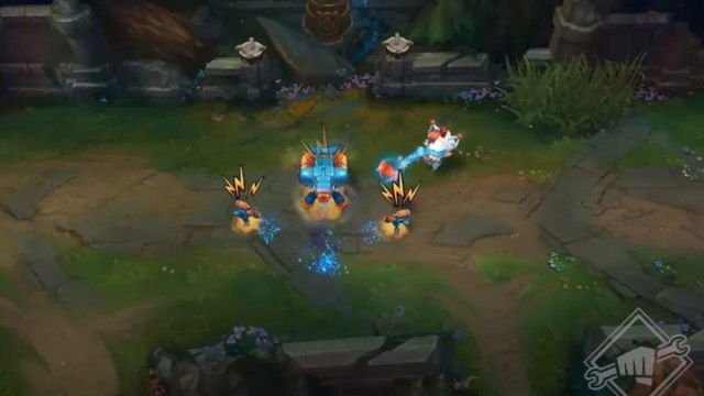 Heimerdinger is getting a League of Legends Pool Party skin.