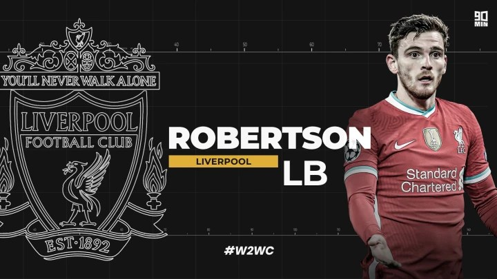 Welcome to World Class: Andy Robertson