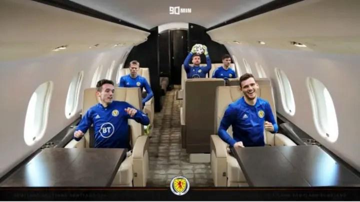 Who's on the plane? Scotland's Euro 2020 squad power rankings