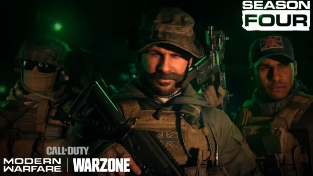 Roze Modern Warfare is one of the three new operators added to the game for Season 4.