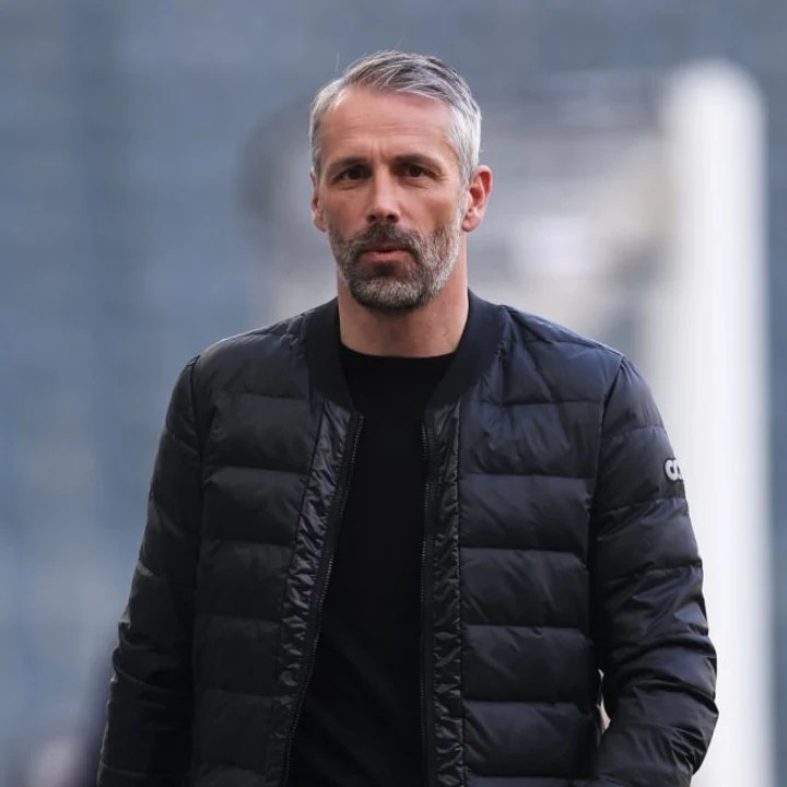 Marco Rose is Dortmund's new boss