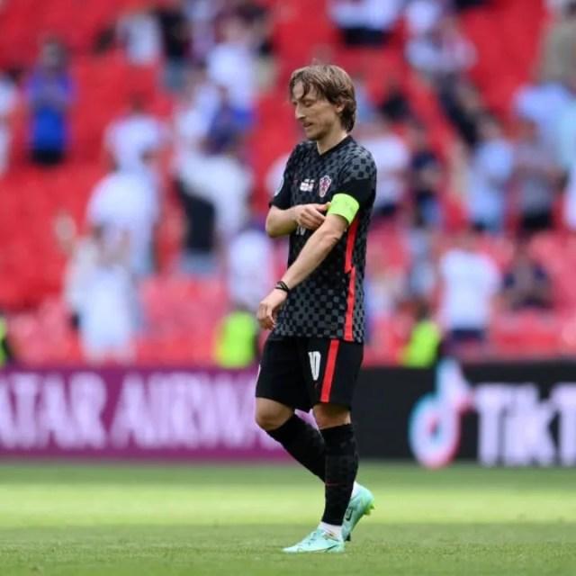 Luka Modric will captain the side