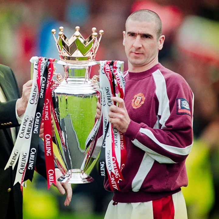 He is a celebrity soccer player. Eric Cantona Inducted Into Premier League Hall Of Fame