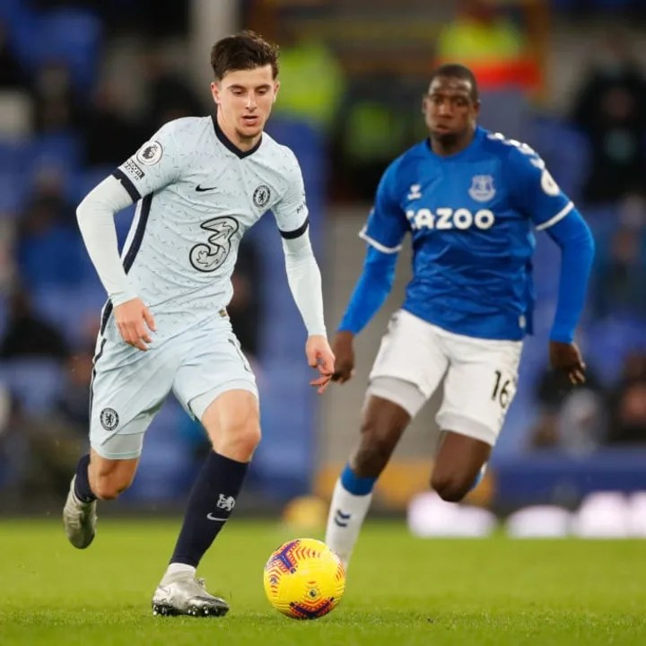 Mason Mount was typically influential against the Toffees