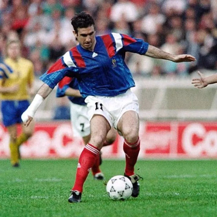 Select from 1842 premium french eric cantona of the highest. France National Team All Time Top Scorers