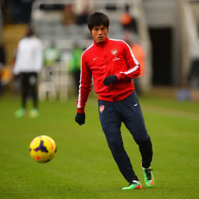 Ryo Miyaichi gjithashtu përfaqësoi Bolton dhe Wigan
