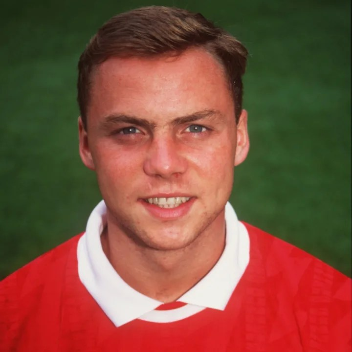 Paul Dickov started at Arsenal before making his name elsewhere