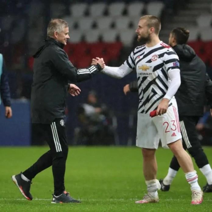 Paris Saint-Germain v Manchester United: Grupi H - UEFA Champions League
