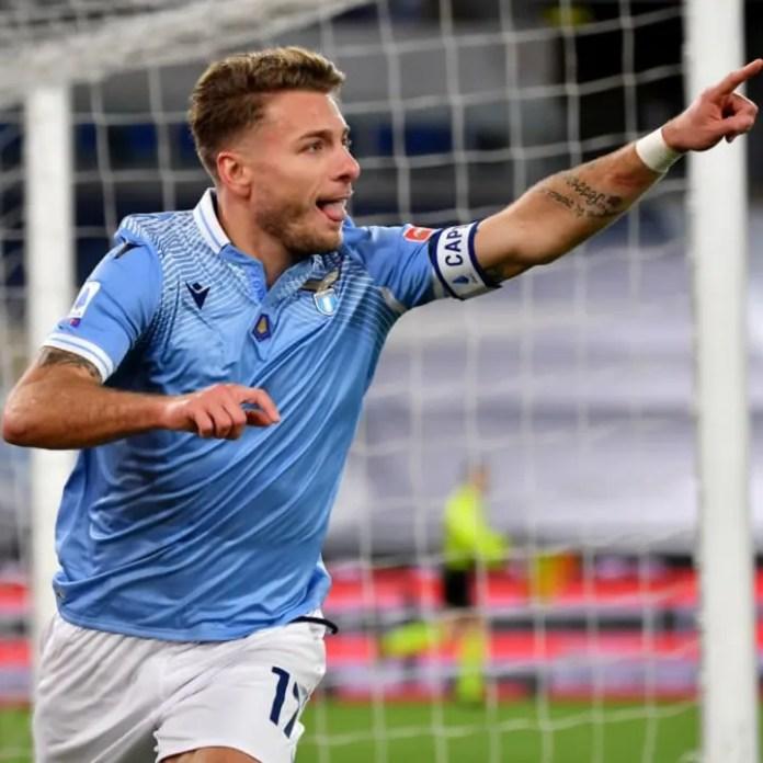 SS Lazio v AS Roma - Seria A