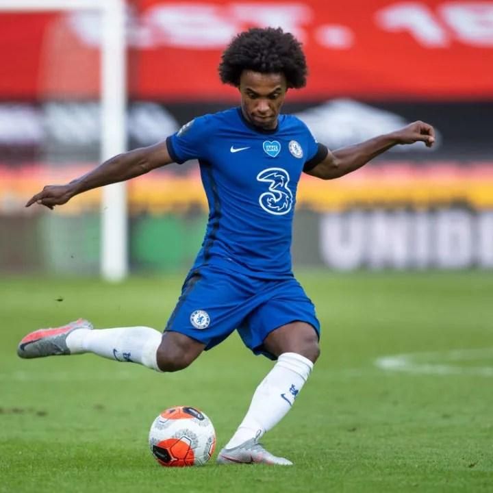 Willian - Jugador de fútbol para Chelsea y Brasil