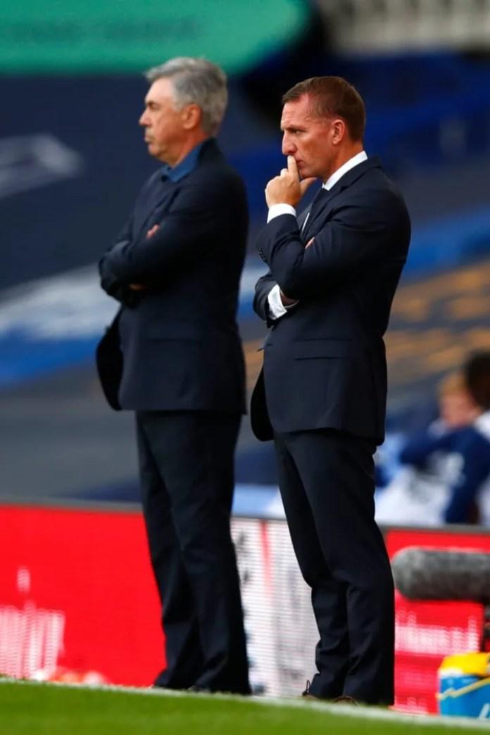Brendan Rodgers, Carlo Ancelotti