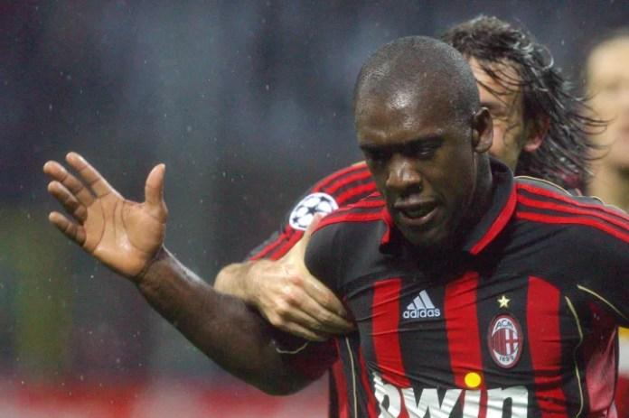 Mesfushori holandez i AC Milan, Clarence Se ...