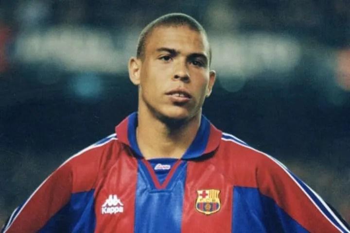 Ronaldo fue excepcional en Barcelona