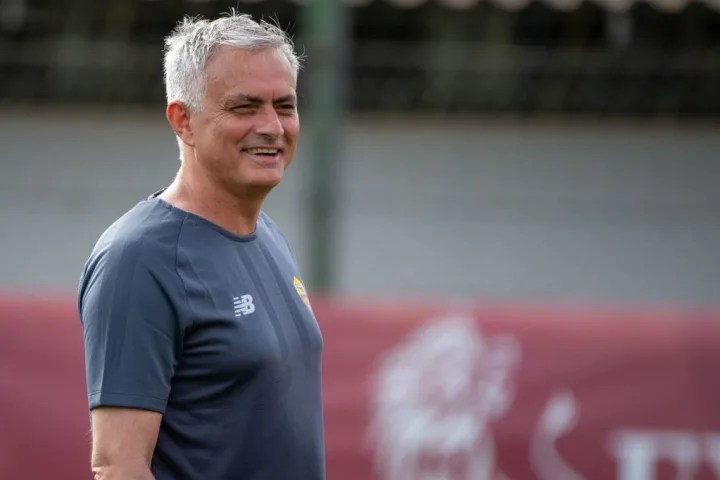 Jose Mourinho says he's not afraid to make changes at Roma