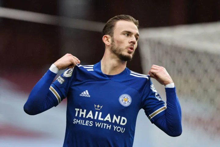 James Maddison has been key to Leicester's good form