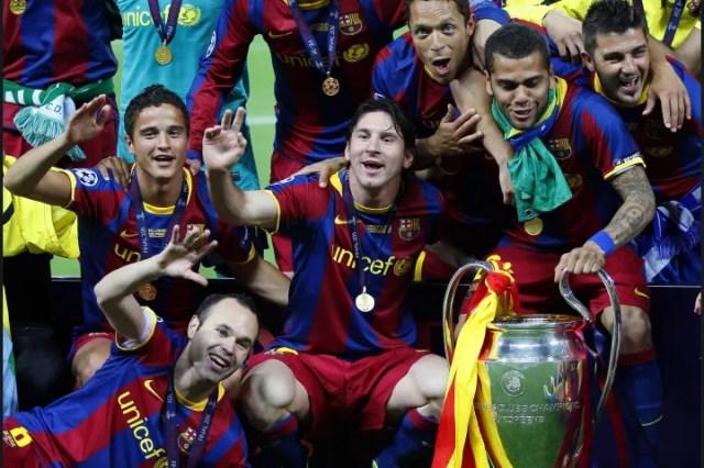 Champions League - FC Barcelona
